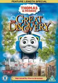 Thomas the Tank Engine and Friends: The Great Discovery - (Import DVD)