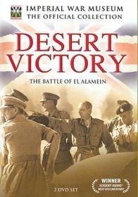 Imperial War Museum:Desert Victory Ba - (Region 1 Import DVD)