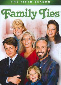 Family Ties:Fifth Season - (Region 1 Import DVD)