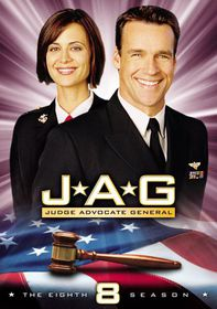 JAG (Judge Advocate General) - The Eighth Season