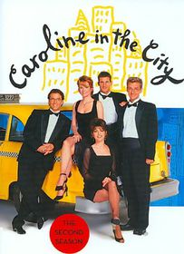 Caroline in the City:Second Season - (Region 1 Import DVD)