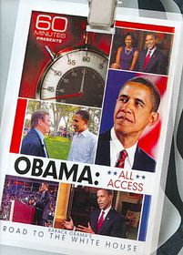 60 Minutes Presents Obama:All Access - (Region 1 Import DVD)