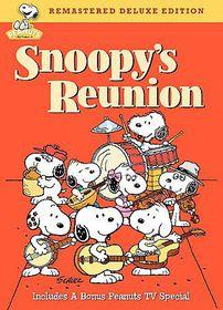 Peanuts:Snoopy's Reunion:Deluxe Editi - (Region 1 Import DVD)