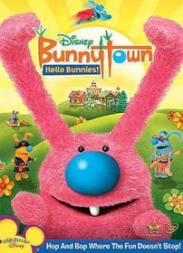 Bunnytown:Hello Bunnies - (Region 1 Import DVD)
