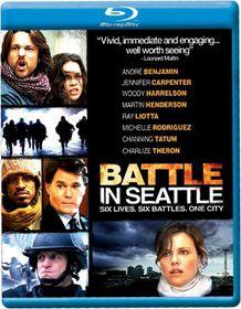 Battle in Seattle - (Region A Import Blu-ray Disc)
