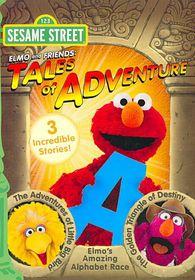 Elmo & Friends:Tales of Adventure - (Region 1 Import DVD)