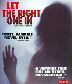 Let the Right One in - (Region A Import Blu-ray Disc)