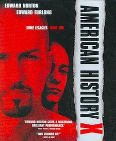 American History X - (Region A Import Blu-ray Disc)