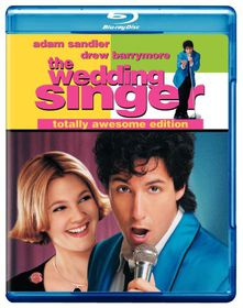 Wedding Singer:Totally Awesome Editio - (Region A Import Blu-ray Disc)
