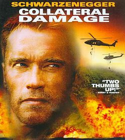 Collateral Damage - (Region A Import Blu-ray Disc)