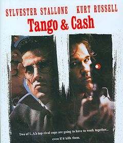Tango & Cash - (Region A Import Blu-ray Disc)