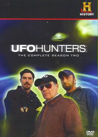 Ufo Hunters:Complete Season 2 -(parallel import - Region 1)
