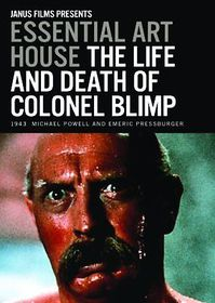 Life and Death of Colonel Blimp - (Region 1 Import DVD)