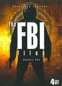 FBI Files Season 2 - (Region 1 Import DVD)