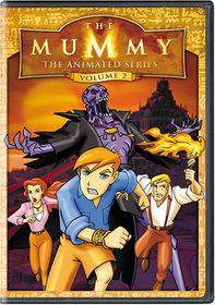 Mummy:Animated Series Vol 2 - (Region 1 Import DVD)