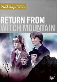 Return from Witch Mountain (Special Edition) - (Region 1 Import DVD)