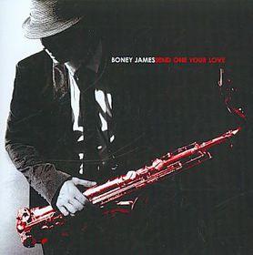 James, Boney - Send One Your Love (CD)