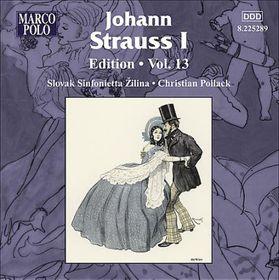Strauss J: Edition 13 - Edition - Vol.13 (CD)