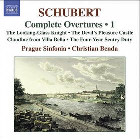 Schubert: Overtures Vol 1 - Schubert: Overtures Vol 1 (CD)
