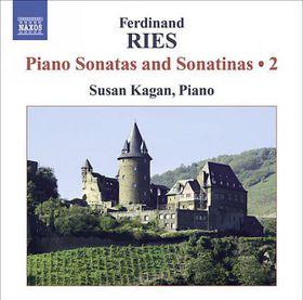 Ries: Pno Sonatas/sonatinas - Piano Sonatas / Sonatinas (CD)
