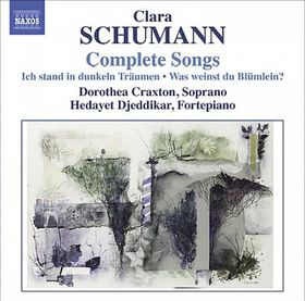 Schumann, C. Complete Songs - Complete Songs (CD)