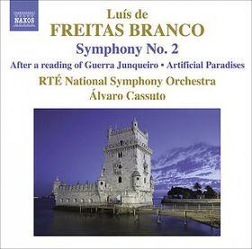 Freitas Branco: Symphony 2 - Symphony No.2 (CD)