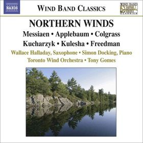 Northern Winds - Northern Winds (CD)