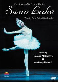 Swan Lake: Royal Ballet - (Import DVD)