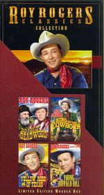 Roy Rogers Classic Collection 4pk - (Region 1 Import DVD)