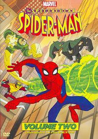 Spectacular Spider Man Vol 2 - (Region 1 Import DVD)