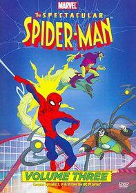 Spectacular Spider Man Vol 3 - (Region 1 Import DVD)