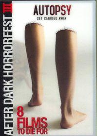 Autopsy - (Region 1 Import DVD)