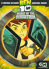 Ben 10 Secret of the Omnitrix - (Region 1 Import DVD)