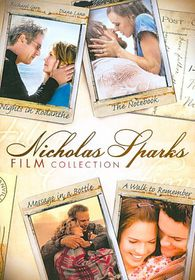 Nicholas Sparks Film Collection - (Region 1 Import DVD)