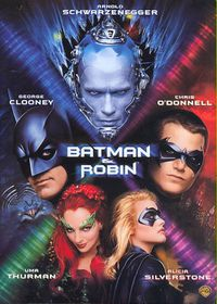 Batman & Robin Special Edition - (Region 1 Import DVD)