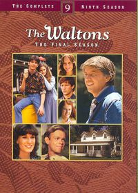 Waltons:Complete Ninth Season - (Region 1 Import DVD)