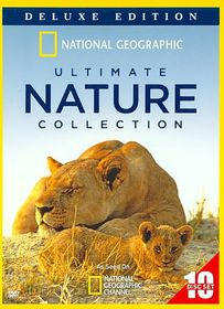 National Geographic Ultimate Nature C - (Region 1 Import DVD)