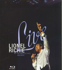 Lionel Richie: Live in Paris - (Import Blu-ray Disc)