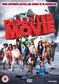 Disaster Movie - (Import DVD)