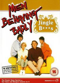 Men Behaving Badly: Jingle Balls! - (Import DVD)