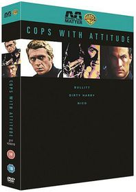 Movies That Matter - Cops With Attitude (DVD)