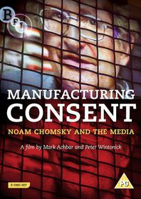 Manufacturing Consent - Noam Chomsky and the Media - (Import DVD)