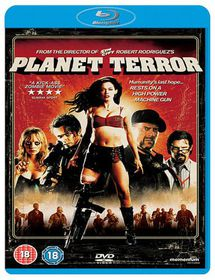 Planet Terror - (Import Blu-ray Disc)