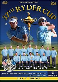 Ryder Cup: 2008 - 37th Ryder Cup - (Import DVD)