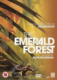 The Emerald Forest - (Import DVD)