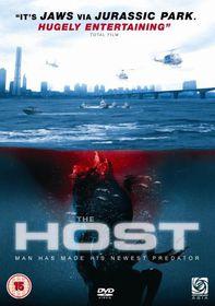 The Host - (Import DVD)