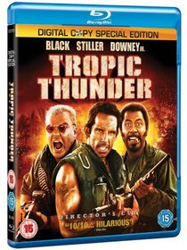 Tropic Thunder - (Import Blu-ray Disc)