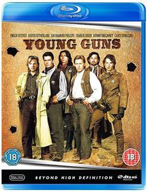 Young Guns - (Import Blu-ray Disc)