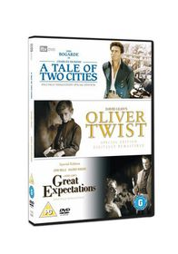 A Tale of Two Cities / Oliver Twist / Great Expectations - (Import DVD)