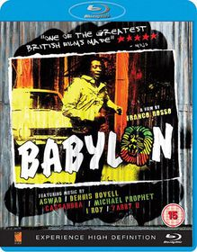 Babylon - (Import Blu-ray Disc)